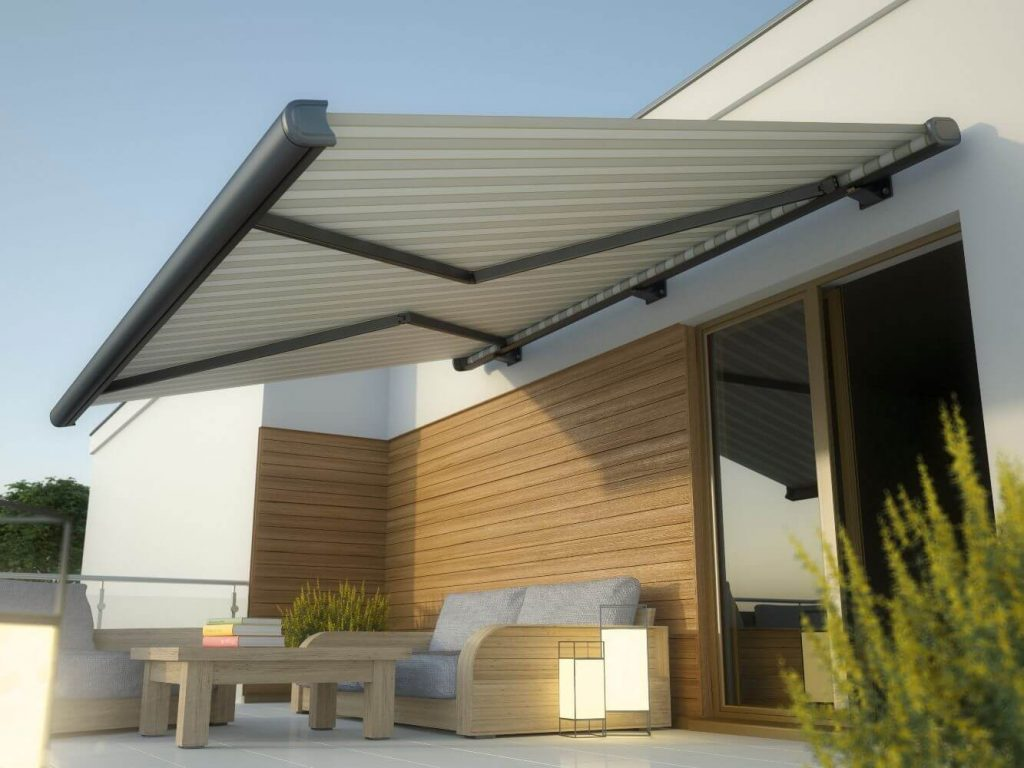 External Window Furnishings and Awnings