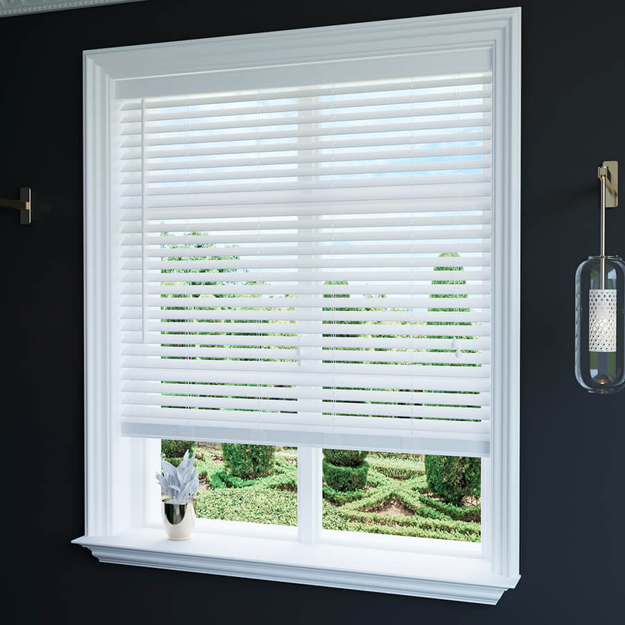 Timber Style Venetian Blinds